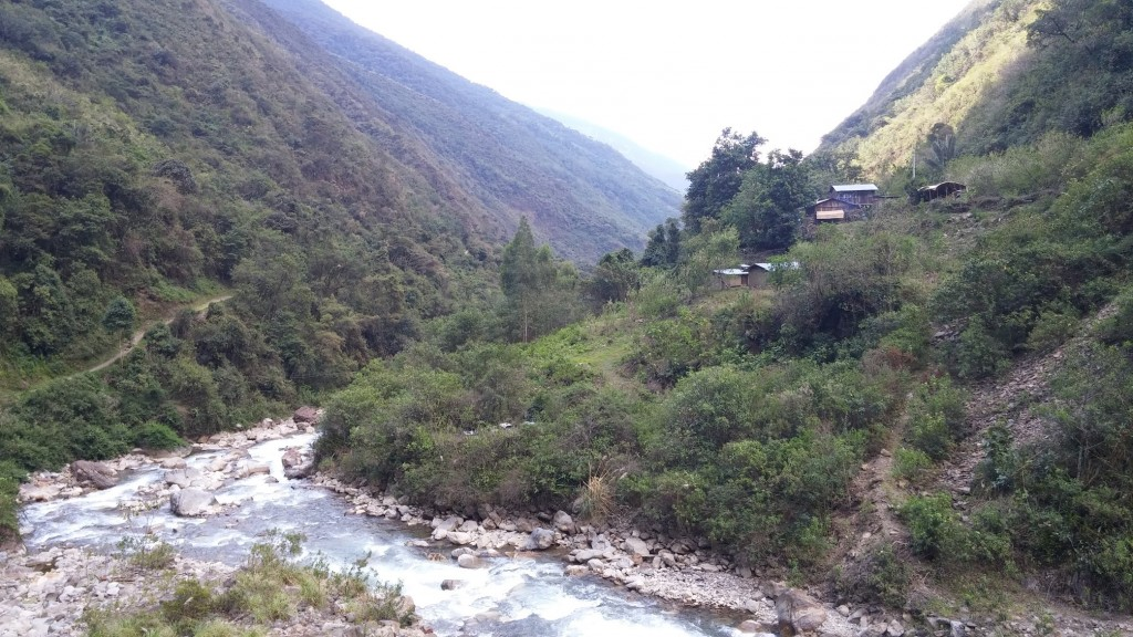 Day 2 - Hiking Alongside The River