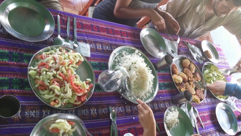 Day 3 Dinner Feast