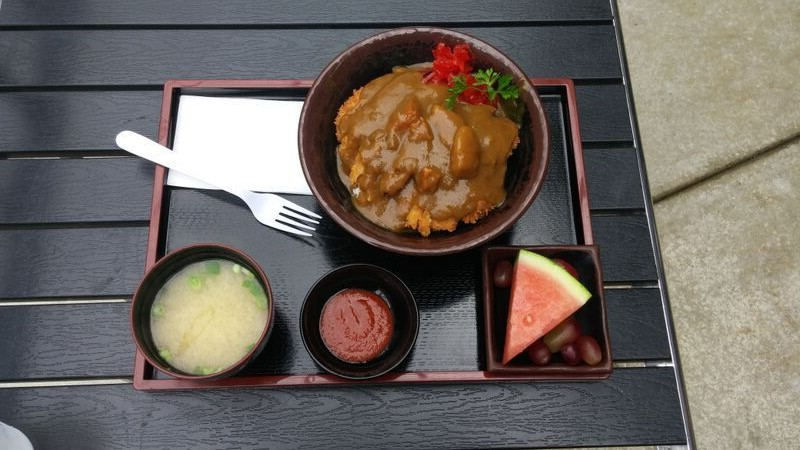 Katsu at Donburi Cafe
