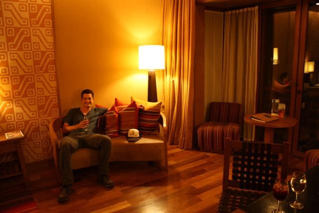 Our Room At Tambo Del Inka
