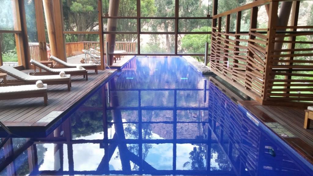 Tambo Del Inka Pool