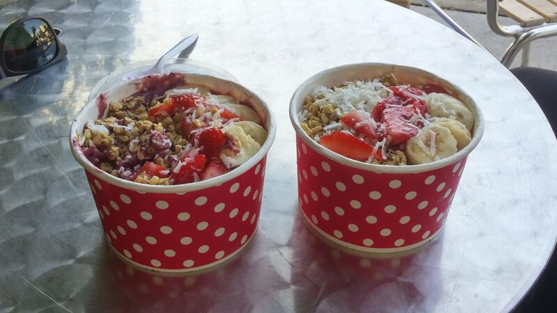 Acai Bowls at Tru Nature Juice Bar