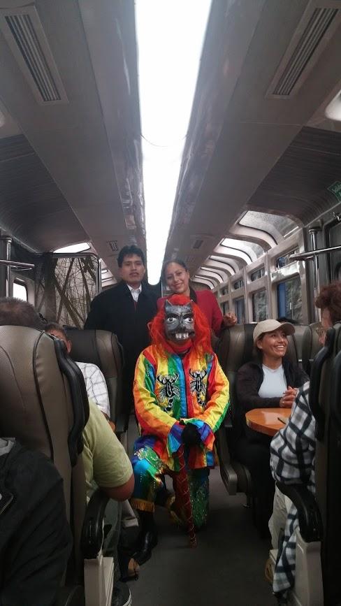 Vistadome Train Show